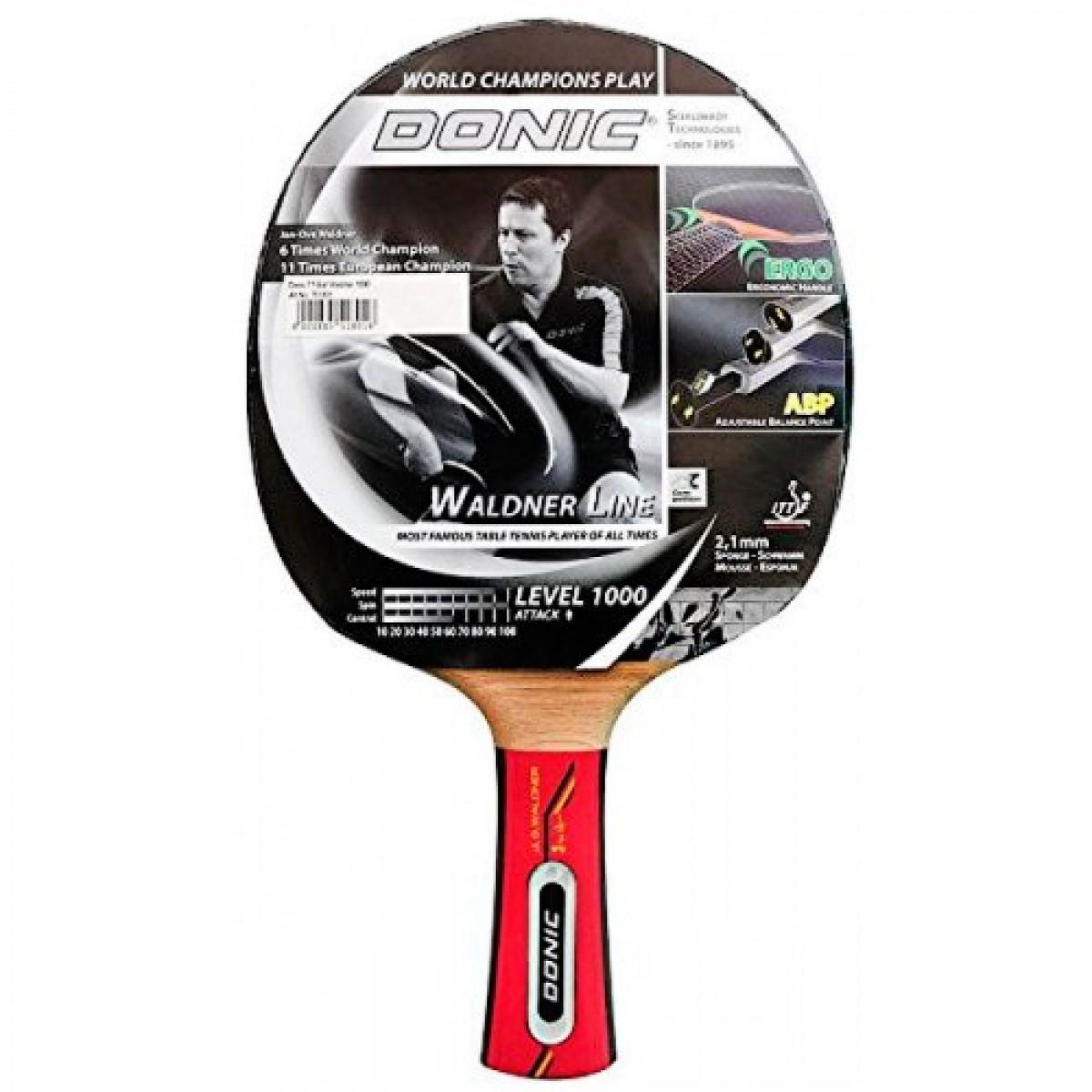 Ракетка для настольного тенниса Waldner 1000. Купить ракетку для ... 1197e4db4183e