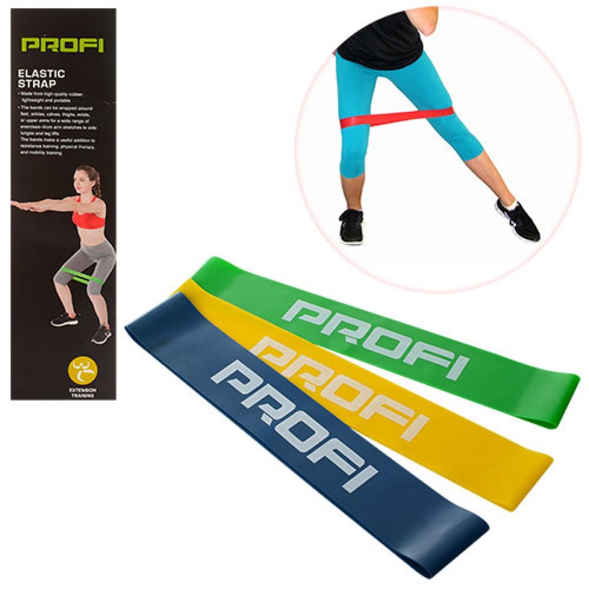 Резинки для фитнеса 5 шт. купить в Кизнере