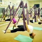 Гамак для йоги