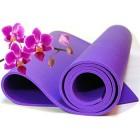 Легкие и компактные коврики для йоги