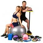 Фитнес, йога и аэробика