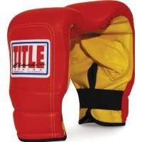 Снарядные перчатки TITLE Classic Extended Wrist Pro Bag Gloves