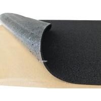 Шумоизоляция из вспененного пенополиуретана 100х50х0.5см SoundProOFF DAMPER Black 5