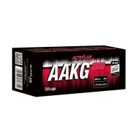 Пищевая добавка AAKG 1000 капсулы 120шт Activlab (06804-01)