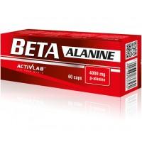 Аминокомплекс в виде пищевой добавки капсулы 120шт Activlab Beta Alanine (06805-01)