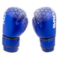 Боксерские перчатки из кожи PU 10 унций Bad Boy (BB-JR10B)