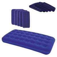 Матрас-кровать надувной пляжный для отдыха и дома 188х99см Bestway (67001)