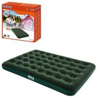 Надувной матрас-кровать для отдыха и дома 191х137см Bestway (67448)