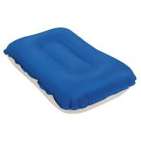 Надувная подушка (подголовник) для путешествий, отдыха, пляжа, под шею в самолет Bestway (69034)