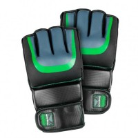 Перчатки MMA Bad Boy Pro Series 3.0 Gel Green