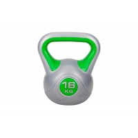 Гиря Hop-Sport винил 16 кг