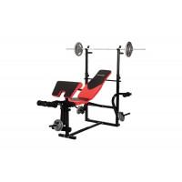 Скамья для тренировок с пультом (парта) Hop-Sport HS-1070B