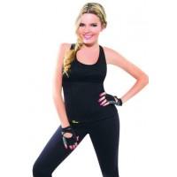 Майка спортивная для фитнеса (похудения) Hot Shapers (MS 0599)