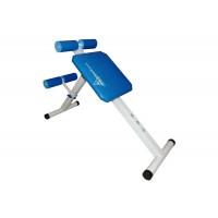 Универсальная скамья LecoSport для мышц спины и пресса PRO Ls4011