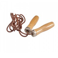 Скакалка LiveUp JUMP ROPE LEATHER
