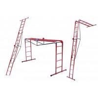 Лестница-трансформер Mastertool 79-1023, 3*4 ступени