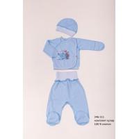Детская пижама для девочек (мальчиков) OBABY (346-111)
