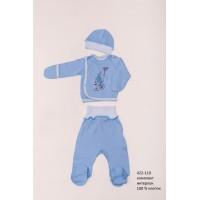 Детская пижама для девочек (мальчиков) OBABY (422-110)