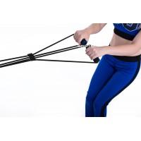 Эспандер Грация резиновый Onhillsport жесткость №1 (ESP-1203)