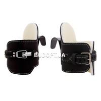 Крюки на ноги (инверсионные, антигравитационные ботинки для турника) Comfort OS-6304