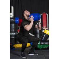 Медбол (медицинский мяч) для кроссфита 7 кг Onhillsport (MB-0005)