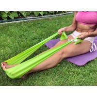Резинка для фитнеса и спорта (лента эспандер) эластичная в рулоне OSPORT (FI-6256-5)