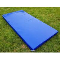 Мат гимнастический спортивный в чехле из ПВХ OSPORT 2м х 1м толщина 8см (FI-0043-8)