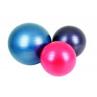 Мяч для фитнеса (фитбол) гладкий 65см OSPORT (25415-6)
