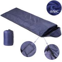 Спальный мешок (спальник) одеяло с капюшоном Осень-Весна OSPORT Турист (ty-0010)