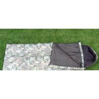 Спальный мешок (спальник) OSPORT Студент камуфляж (FI-0021)