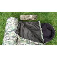 Спальный мешок (спальник) одеяло с капюшоном OSPORT Турист (FI-0019)
