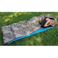 Спальный мешок (спальник) одеяло с капюшоном зимний OSPORT Зима (FI-0020)