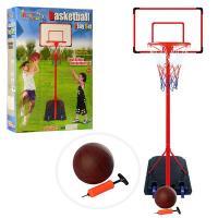 Детский баскетбольный игровой набор (баскетбольное кольцо на стойке) Profi (MR 0328)