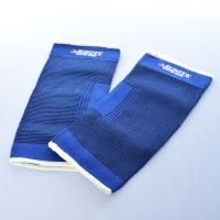 Эластичный защитный трикотажный бандаж для фиксации локтевого сустава Profi MS (MS 2831)