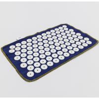 Массажный коврик Аппликатор Кузнецова (акупунктурный игольчатый массажер для спины) OSPORT Lite Mini (apl-018)