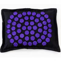 Массажная подушка для массажа шеи (массажер для спины/шеи/головы/ног/стоп/тела) OSPORT Lotus Eco (apl-023)