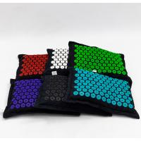 Массажная подушка для массажа шеи (массажер для спины/шеи/головы/ног/стоп/тела) OSPORT Pro (apl-017)