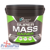 Пищевая добавка (гейнер) порошок 4кг Powerful Progress Super Mass (06772-03)