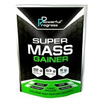 Пищевая добавка (гейнер) порошок 1кг Powerful Progress Super Mass (08198-03)