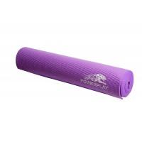 Коврик для йоги и фитнеса PowerPlay 4010 0.6см