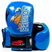 Боксерские перчатки PowerPlay 3007 Scorpio Predator Series