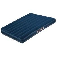 Матрас-кровать надувной пляжный для отдыха и дома Intex (68758)