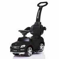Толокар машина детская (машинка) каталка 3в1 Bambi Mercedes AMG с ручкой (SX1578-2)