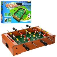 Настольный футбол детский на штангах деревянный 53х30.5х6см Limo Toy (HG 235AN)