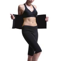 Пояс спортивный для похудения на липучке неопреновый 102х28см OSPORT (MS 1225)