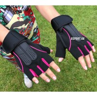 Спортивные перчатки для зала и фитнеса Profi (MS 1645)