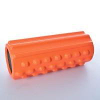 Валик (ролик, роллер) массажный для йоги, фитнеса (спины и ног) OSPORT (MS 0857-11)