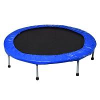 Батут для дома для взрослых и детей профессиональный OSPORT диаметр 132 см (MS 1423)