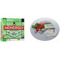 Настольная Игра Монополия Украина для детей развивающая (6123 UA)