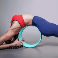 Колесо для йоги и фитнеса (йога кольцо) массажное 32х13см OSPORT (MS 1842-1)